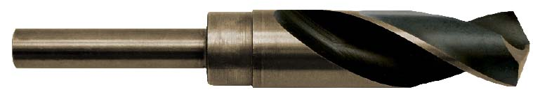 MICHIGAN DRILL Cobalt Flatted 1//2 Shank DRL 303CF 23//32